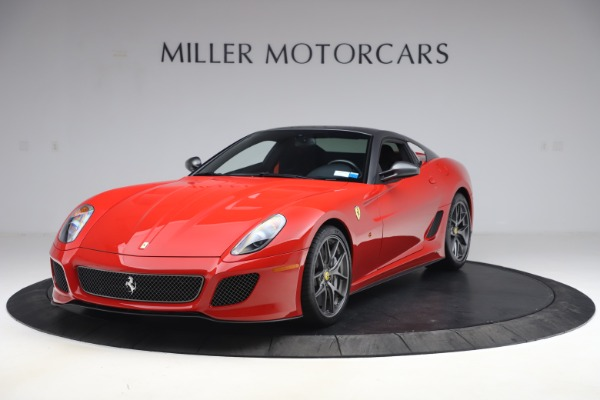 Used 2011 Ferrari 599 GTO for sale Sold at Bugatti of Greenwich in Greenwich CT 06830 1