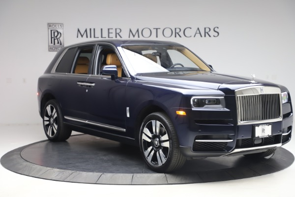 Used 2019 Rolls-Royce Cullinan for sale Sold at Bugatti of Greenwich in Greenwich CT 06830 12
