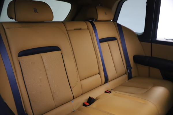 Used 2019 Rolls-Royce Cullinan for sale Sold at Bugatti of Greenwich in Greenwich CT 06830 18