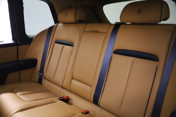 Used 2019 Rolls-Royce Cullinan for sale Sold at Bugatti of Greenwich in Greenwich CT 06830 19