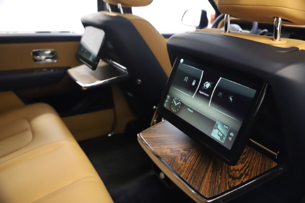 Used 2019 Rolls-Royce Cullinan for sale Sold at Bugatti of Greenwich in Greenwich CT 06830 21