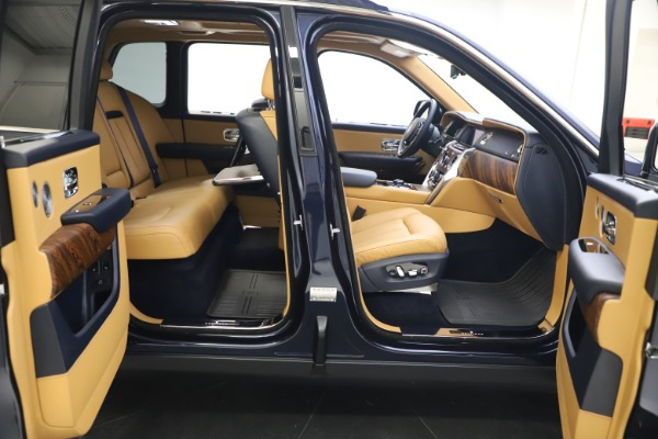 Used 2019 Rolls-Royce Cullinan for sale Sold at Bugatti of Greenwich in Greenwich CT 06830 22