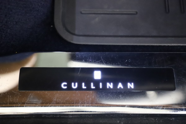 Used 2019 Rolls-Royce Cullinan for sale Sold at Bugatti of Greenwich in Greenwich CT 06830 26