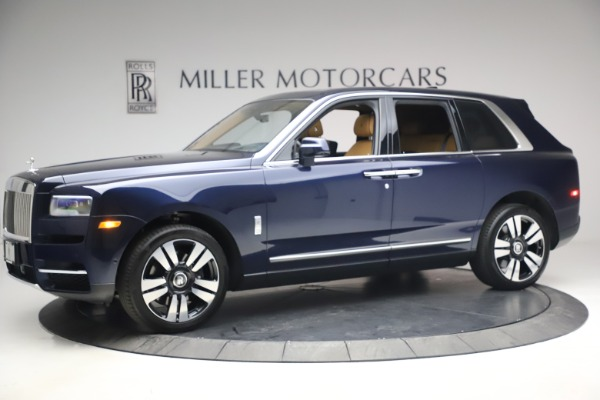 Used 2019 Rolls-Royce Cullinan for sale Sold at Bugatti of Greenwich in Greenwich CT 06830 3