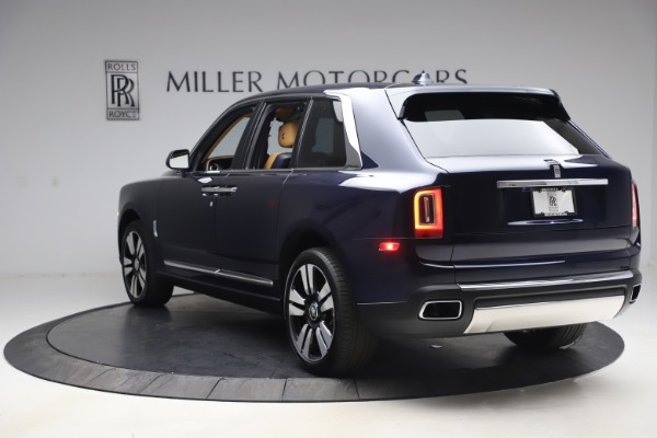 Used 2019 Rolls-Royce Cullinan for sale Sold at Bugatti of Greenwich in Greenwich CT 06830 6