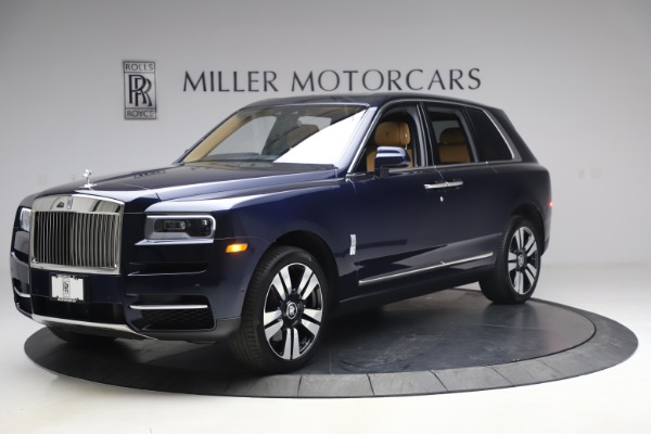 Used 2019 Rolls-Royce Cullinan for sale Sold at Bugatti of Greenwich in Greenwich CT 06830 1