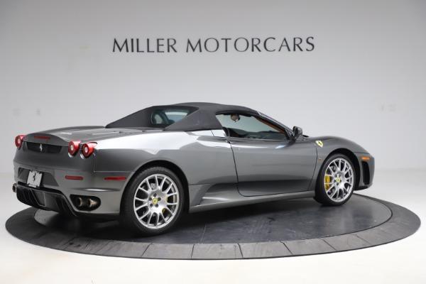 Used 2006 Ferrari F430 Spider for sale $249,900 at Bugatti of Greenwich in Greenwich CT 06830 20