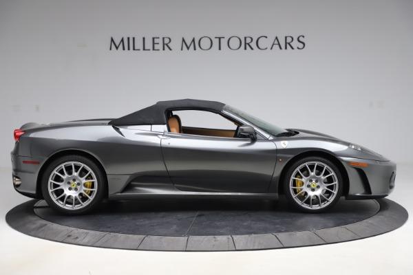 Used 2006 Ferrari F430 Spider for sale $249,900 at Bugatti of Greenwich in Greenwich CT 06830 21