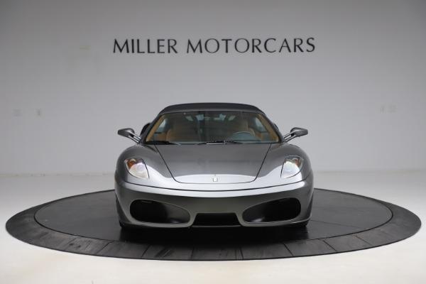 Used 2006 Ferrari F430 Spider for sale $249,900 at Bugatti of Greenwich in Greenwich CT 06830 24