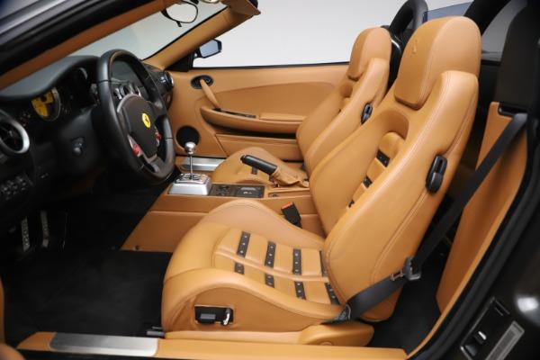 Used 2006 Ferrari F430 Spider for sale $249,900 at Bugatti of Greenwich in Greenwich CT 06830 26