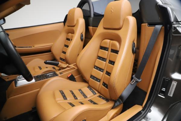 Used 2006 Ferrari F430 Spider for sale $249,900 at Bugatti of Greenwich in Greenwich CT 06830 27