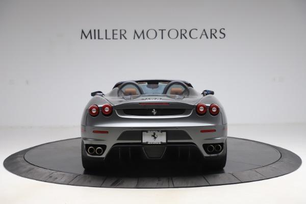 Used 2006 Ferrari F430 Spider for sale $249,900 at Bugatti of Greenwich in Greenwich CT 06830 6