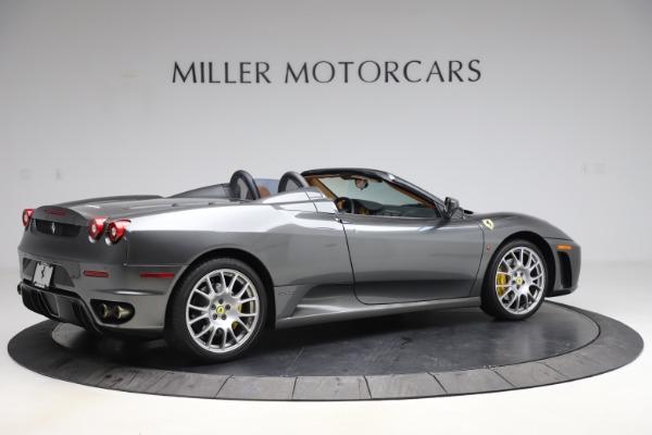Used 2006 Ferrari F430 Spider for sale $249,900 at Bugatti of Greenwich in Greenwich CT 06830 8
