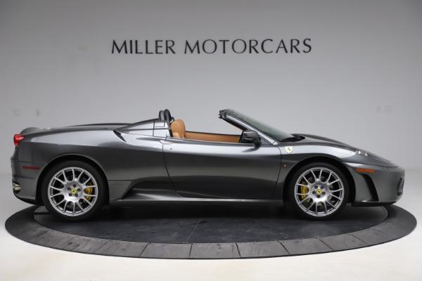 Used 2006 Ferrari F430 Spider for sale $249,900 at Bugatti of Greenwich in Greenwich CT 06830 9