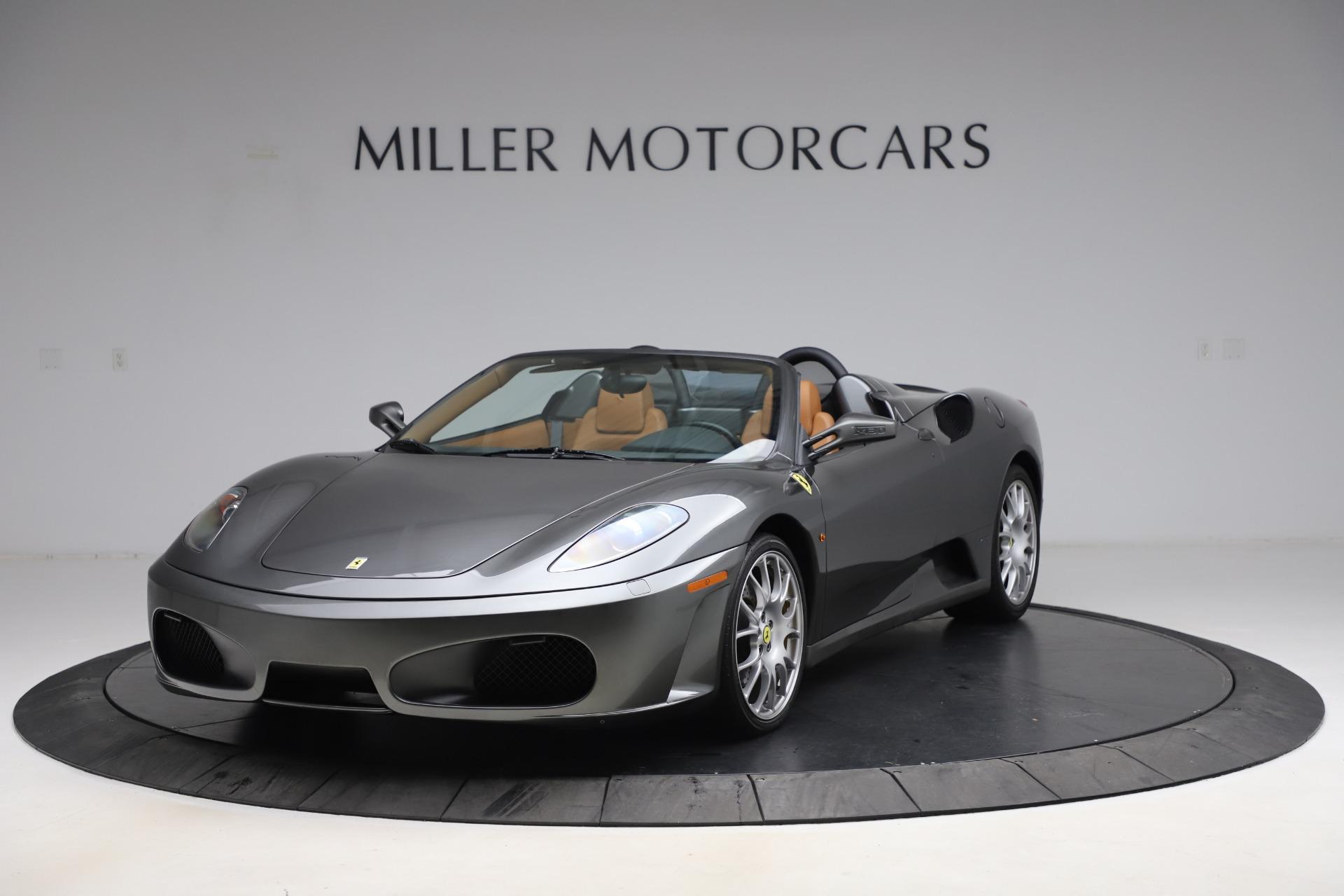 Used 2006 Ferrari F430 Spider for sale $249,900 at Bugatti of Greenwich in Greenwich CT 06830 1
