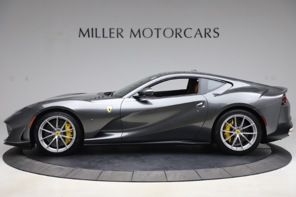 Used 2020 Ferrari 812 Superfast for sale Call for price at Bugatti of Greenwich in Greenwich CT 06830 3
