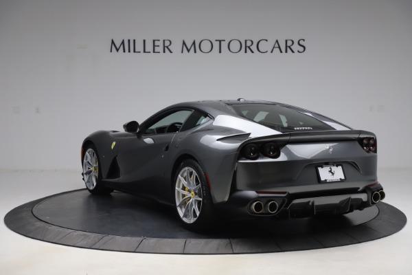Used 2020 Ferrari 812 Superfast for sale Call for price at Bugatti of Greenwich in Greenwich CT 06830 5