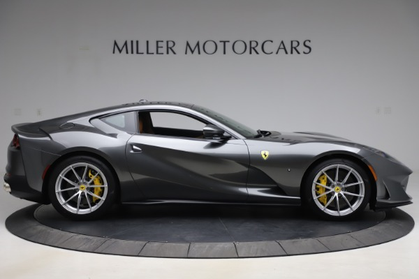 Used 2020 Ferrari 812 Superfast for sale Call for price at Bugatti of Greenwich in Greenwich CT 06830 9