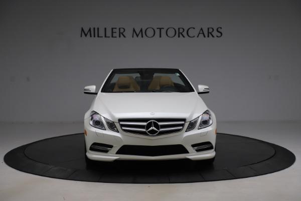 Used 2012 Mercedes-Benz E-Class E 550 for sale $29,990 at Bugatti of Greenwich in Greenwich CT 06830 10