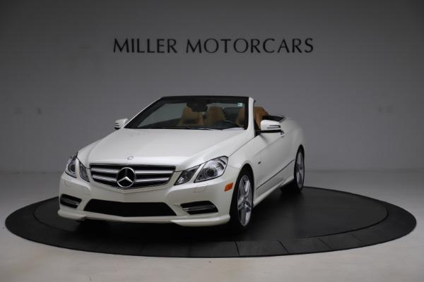 Used 2012 Mercedes-Benz E-Class E 550 for sale $29,990 at Bugatti of Greenwich in Greenwich CT 06830 11