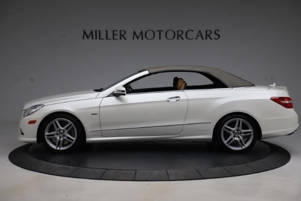 Used 2012 Mercedes-Benz E-Class E 550 for sale $29,990 at Bugatti of Greenwich in Greenwich CT 06830 13
