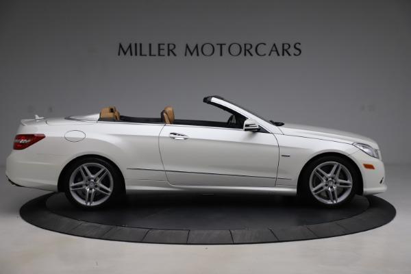 Used 2012 Mercedes-Benz E-Class E 550 for sale $29,990 at Bugatti of Greenwich in Greenwich CT 06830 15