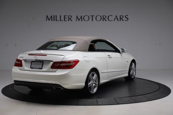 Used 2012 Mercedes-Benz E-Class E 550 for sale $29,990 at Bugatti of Greenwich in Greenwich CT 06830 16
