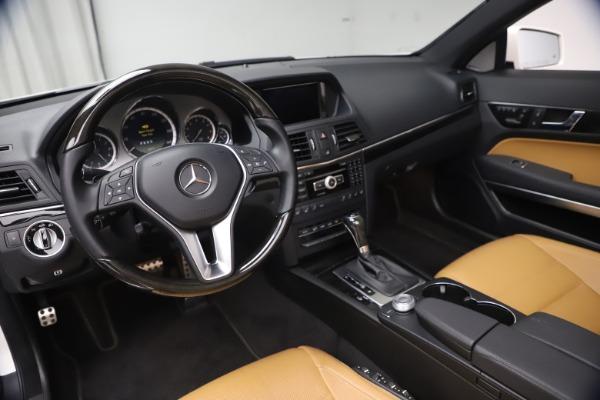 Used 2012 Mercedes-Benz E-Class E 550 for sale $29,990 at Bugatti of Greenwich in Greenwich CT 06830 19
