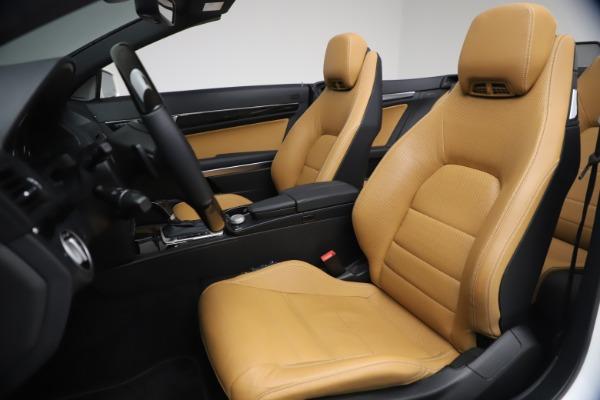 Used 2012 Mercedes-Benz E-Class E 550 for sale $29,990 at Bugatti of Greenwich in Greenwich CT 06830 20