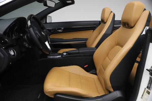 Used 2012 Mercedes-Benz E-Class E 550 for sale $29,990 at Bugatti of Greenwich in Greenwich CT 06830 21