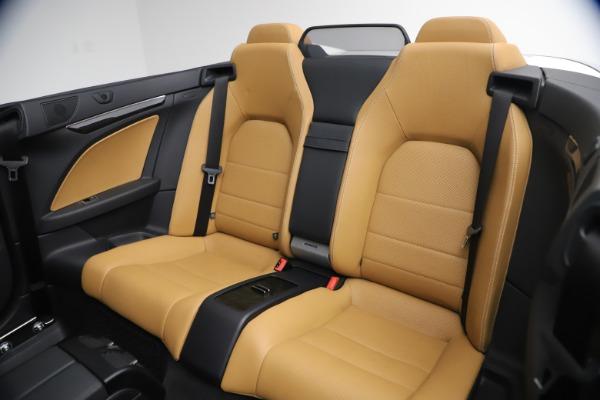 Used 2012 Mercedes-Benz E-Class E 550 for sale $29,990 at Bugatti of Greenwich in Greenwich CT 06830 25