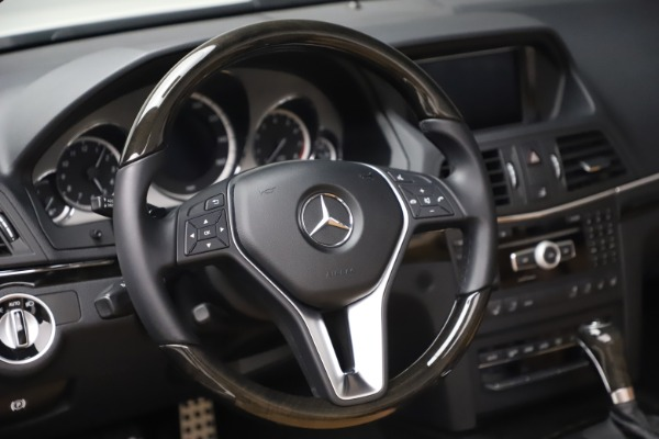 Used 2012 Mercedes-Benz E-Class E 550 for sale $29,990 at Bugatti of Greenwich in Greenwich CT 06830 28