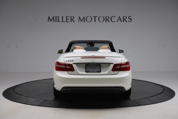 Used 2012 Mercedes-Benz E-Class E 550 for sale $29,990 at Bugatti of Greenwich in Greenwich CT 06830 5