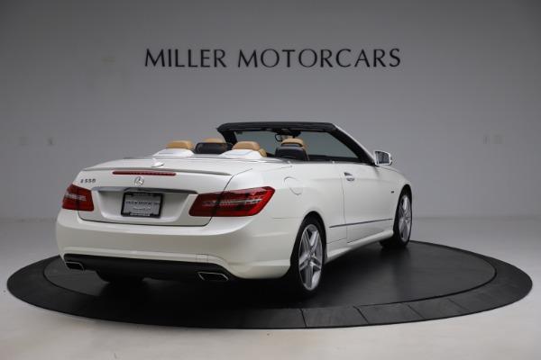 Used 2012 Mercedes-Benz E-Class E 550 for sale $29,990 at Bugatti of Greenwich in Greenwich CT 06830 6