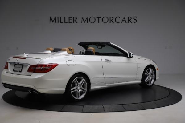 Used 2012 Mercedes-Benz E-Class E 550 for sale $29,990 at Bugatti of Greenwich in Greenwich CT 06830 7