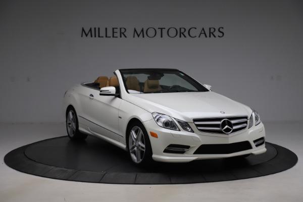 Used 2012 Mercedes-Benz E-Class E 550 for sale $29,990 at Bugatti of Greenwich in Greenwich CT 06830 9