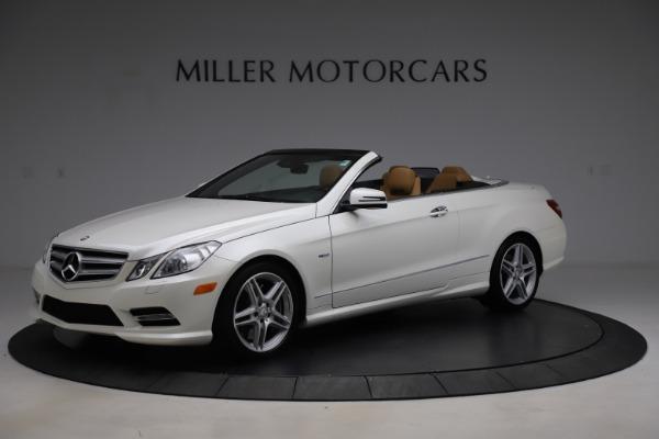 Used 2012 Mercedes-Benz E-Class E 550 for sale $29,990 at Bugatti of Greenwich in Greenwich CT 06830 1
