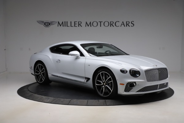 New 2020 Bentley Continental GT V8 for sale $283,430 at Bugatti of Greenwich in Greenwich CT 06830 11