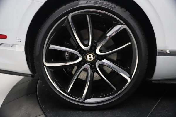 New 2020 Bentley Continental GT V8 for sale $283,430 at Bugatti of Greenwich in Greenwich CT 06830 14