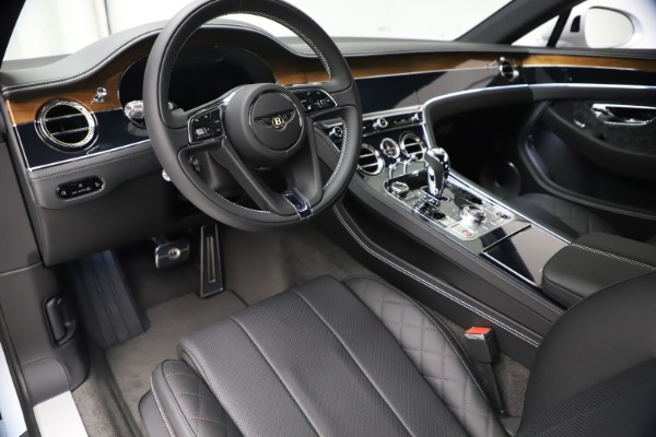 New 2020 Bentley Continental GT V8 for sale $283,430 at Bugatti of Greenwich in Greenwich CT 06830 16