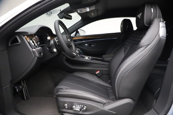 New 2020 Bentley Continental GT V8 for sale $283,430 at Bugatti of Greenwich in Greenwich CT 06830 17