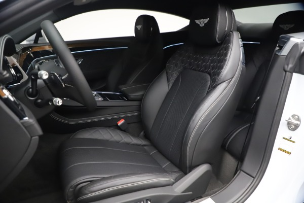 New 2020 Bentley Continental GT V8 for sale $283,430 at Bugatti of Greenwich in Greenwich CT 06830 18