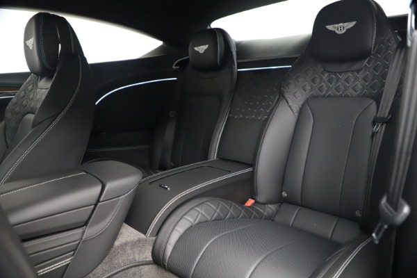 New 2020 Bentley Continental GT V8 for sale $283,430 at Bugatti of Greenwich in Greenwich CT 06830 19