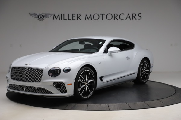 New 2020 Bentley Continental GT V8 for sale $283,430 at Bugatti of Greenwich in Greenwich CT 06830 2