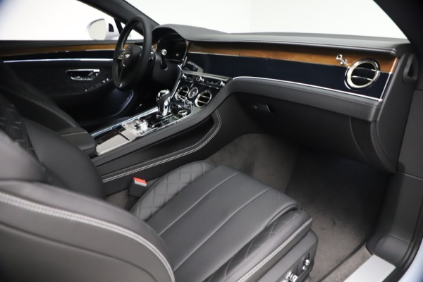 New 2020 Bentley Continental GT V8 for sale $283,430 at Bugatti of Greenwich in Greenwich CT 06830 21