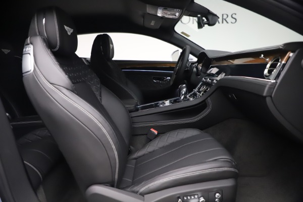 New 2020 Bentley Continental GT V8 for sale $283,430 at Bugatti of Greenwich in Greenwich CT 06830 22