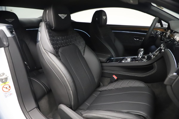 New 2020 Bentley Continental GT V8 for sale $283,430 at Bugatti of Greenwich in Greenwich CT 06830 23