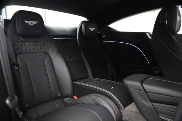 New 2020 Bentley Continental GT V8 for sale $283,430 at Bugatti of Greenwich in Greenwich CT 06830 24