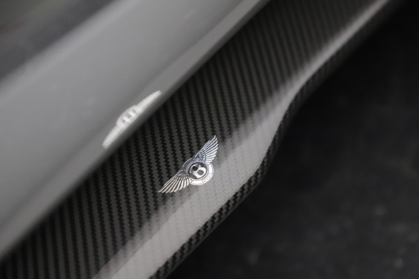 New 2020 Bentley Continental GT V8 for sale $283,430 at Bugatti of Greenwich in Greenwich CT 06830 26