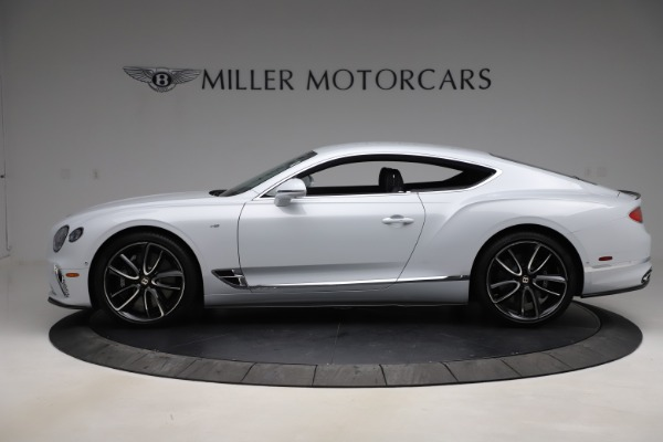 New 2020 Bentley Continental GT V8 for sale $283,430 at Bugatti of Greenwich in Greenwich CT 06830 3